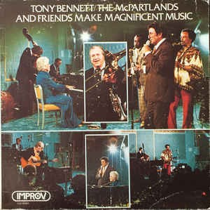 Image for  Tony Bennett – Tony Bennett/The McPartlands And Friends Make Beautiful Music